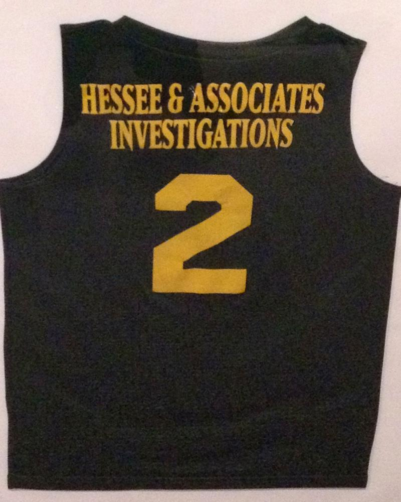 Hessee & Associates' girls softball team